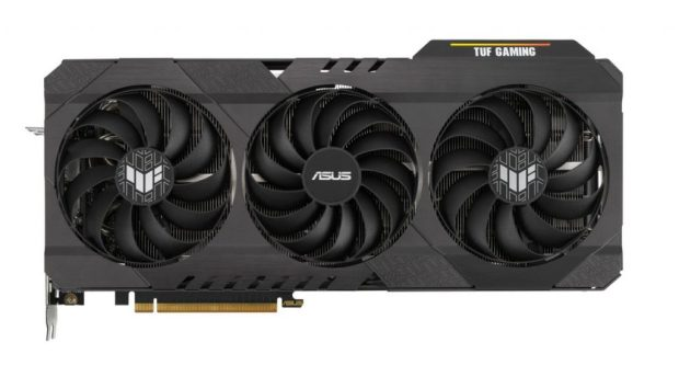 Carte graphique TUF Gaming Radeon RX 6700 XT d'Asus