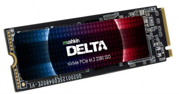 SSD NVMe M.2 2280 Delta de Mushkin