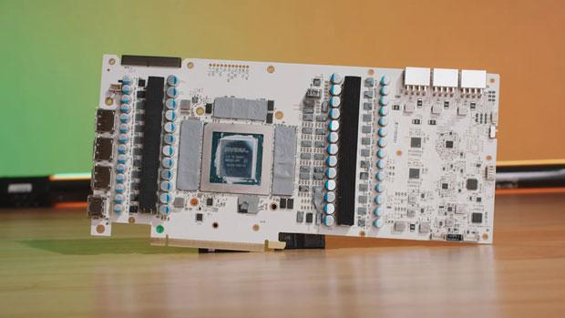 GeForce RTX 3090 HOF de GALAX