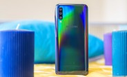 Samsung Galaxy A50 joins the Android 11 family