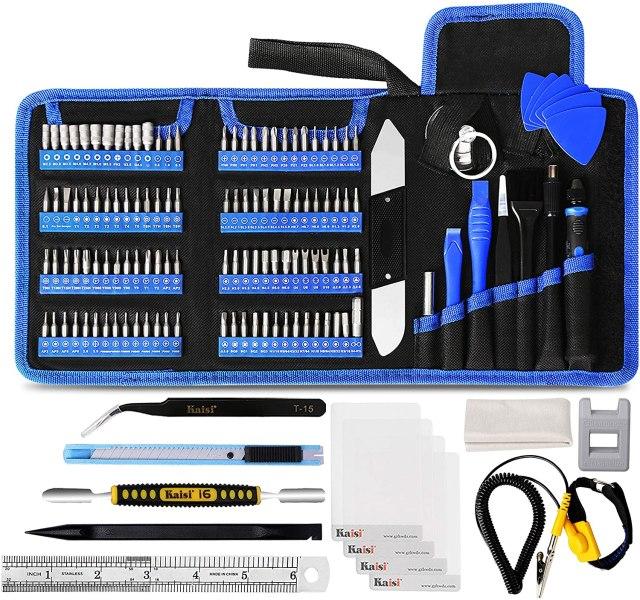 Kaisi 136 in 1 Electronics Repair Tool Kit