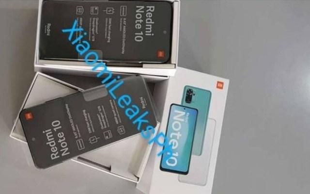 Xiaomi Redmi Note 10 leaks in retail photos with Snadragon 678 chipset