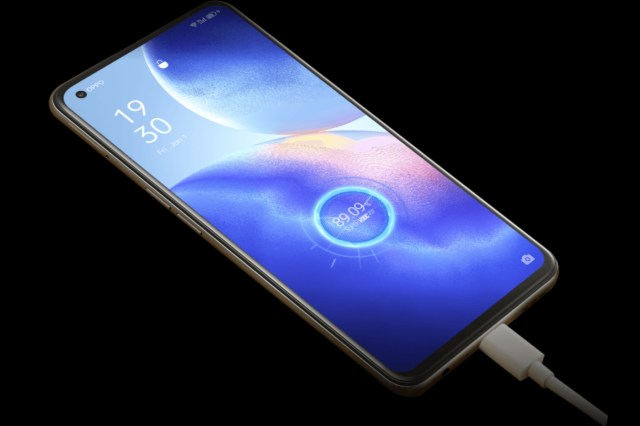 oppo find x3 lite recharge