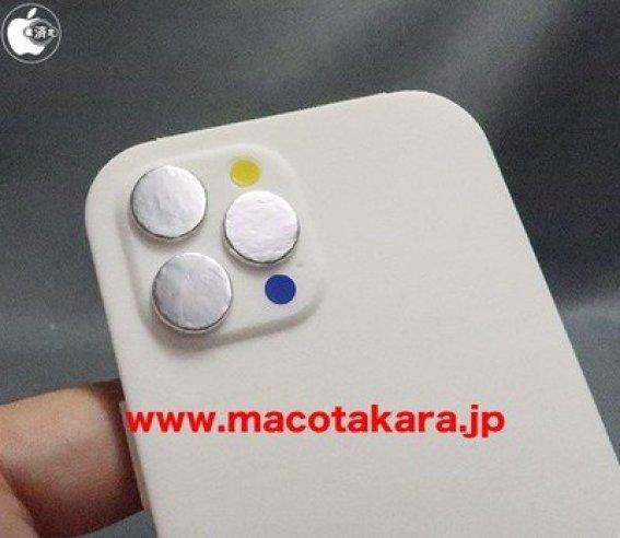 iphone 13 pro mockup rear
