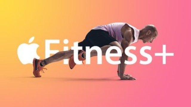 Apple fitness plus feature