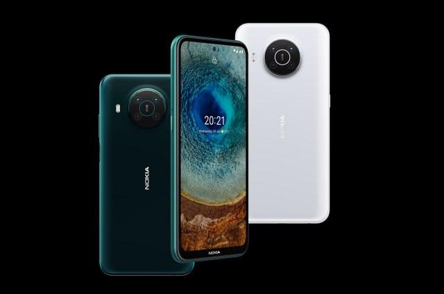 Le Nokia X10
