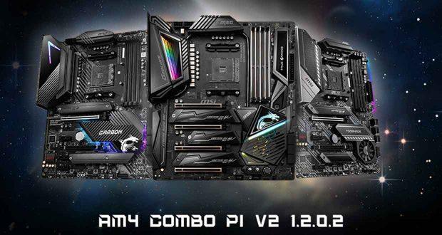 Carte mère 400 et 500 series, MSI annonce ses mises à jour AGESA Combo PI V2 1.2.0.2