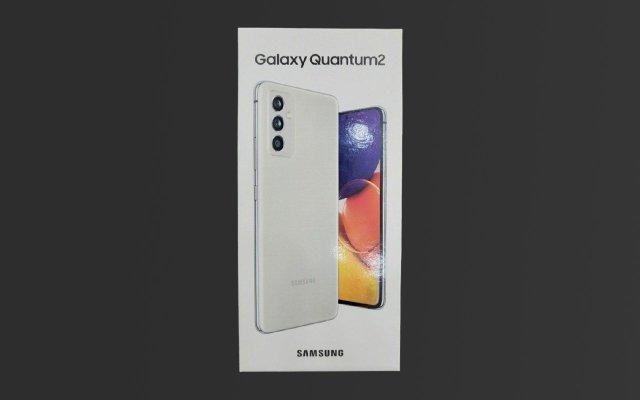 Samsung Galaxy Quantum 2 - 08