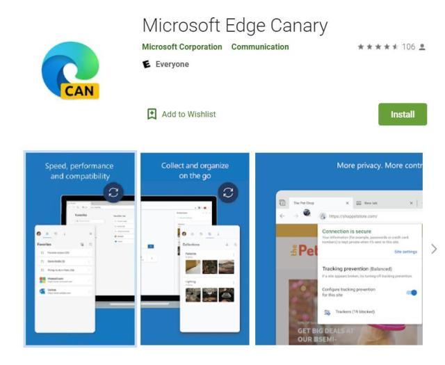 Edge: Microsoft veut harmoniser le code des différentes versions