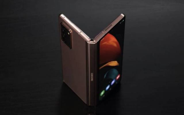 Samsung Galaxy Z Fold 3 Display Size