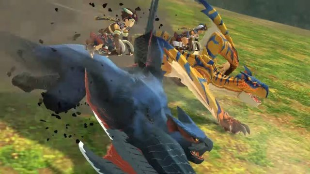 Monster Hunter Stories 2 Multiplayer Coop