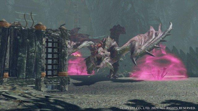 Monster Hunter Rise Apex Rathian