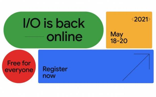 Google IO 2021 Online Conference