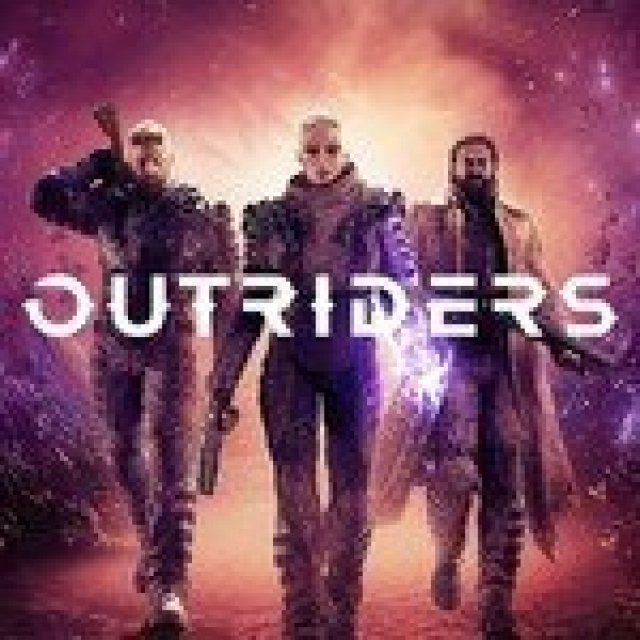 Outriders Box Art
