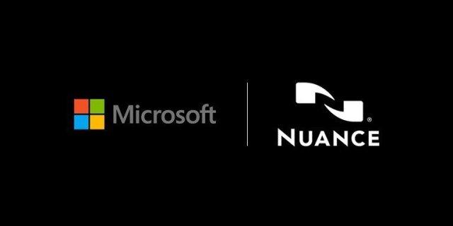 Microsoft Nuance Logos
