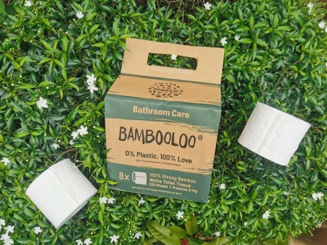 Bambooloo Toilet Paper