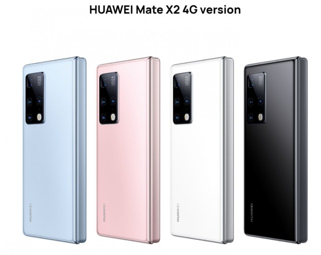 Huawei Mate 40 Pro 4G and Mate X2 4G coming to China