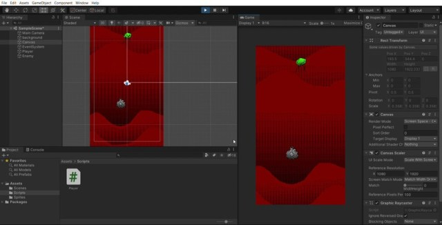 Unity3d Course Learnings