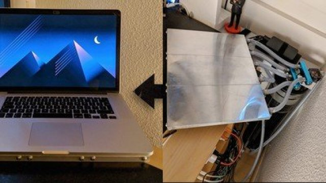 watercooled mbp feature