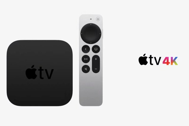 2021 Siri Remote Apple TV 4K
