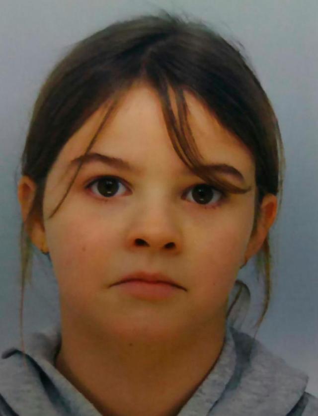 Mia Montemaggi, 8 ans, a été enlevée, mardi 13 avril, auxPoulières, dans les Vosges.