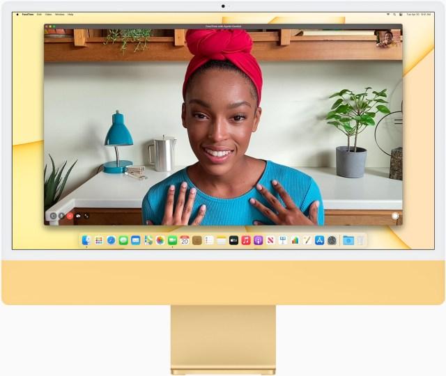 iMac début 2021 meilleur prix