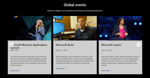 Microsoft: La conférence Build aura lieu du 25 au 27mai