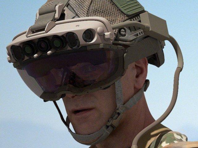 Hololens Us Army 2021 Microsoft Press
