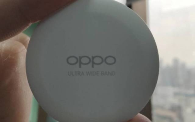 OPPO Smart Tag UWB