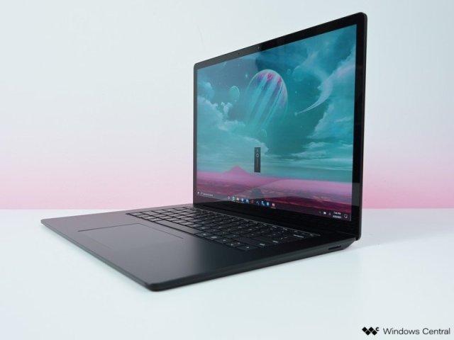 Surface Laptop 4 Amd 2021