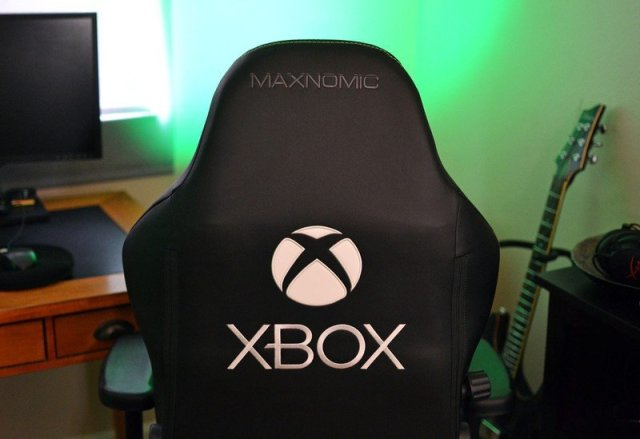 Maxnomic Xbox 2.0 Ofc Gaming Chair Seat Back