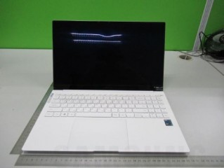 Samsung Galaxy Book Pro in white and Galaxy Book Pro 360 in silver (Source: Safety Korea))