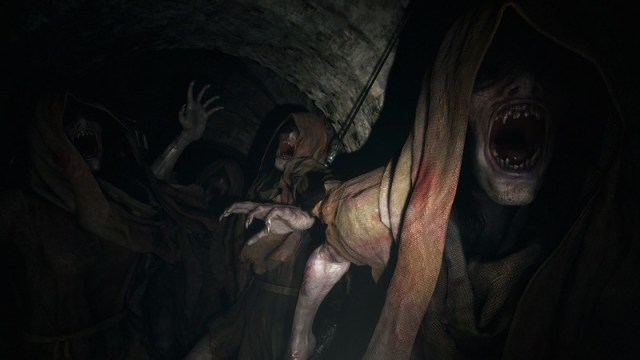 Resident Evil Village Monsters
