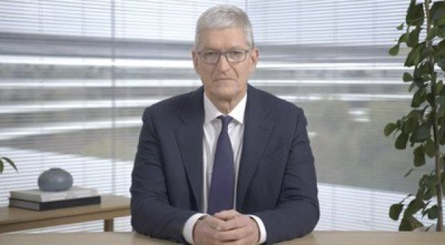tim cook data privacy day