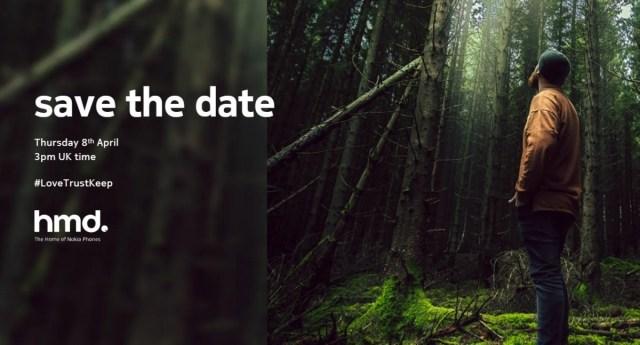 Watch HMD announce new Nokia phones live