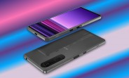 Olixar shows off Sony Xperia 1 III and 10 III case designs (and the phones themselves)