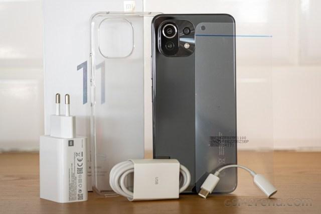 Xiaomi Mi 11 Lite in for review