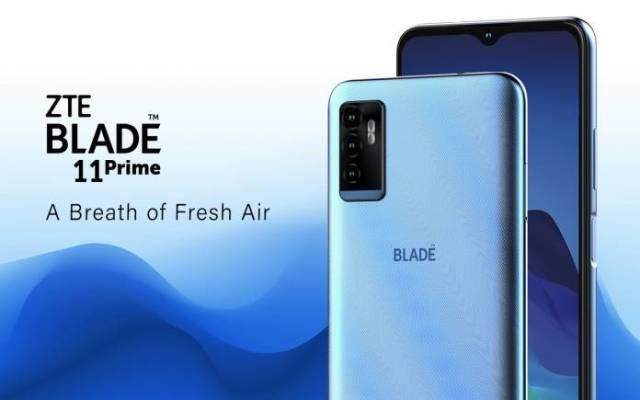 ZTE Blade 11 Prime Details