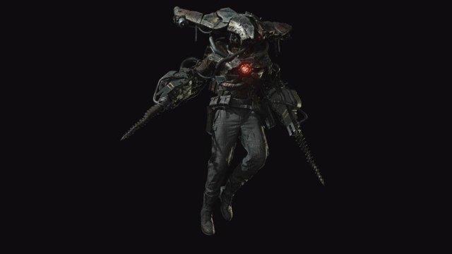 Resident Evil Village Soldat Jet