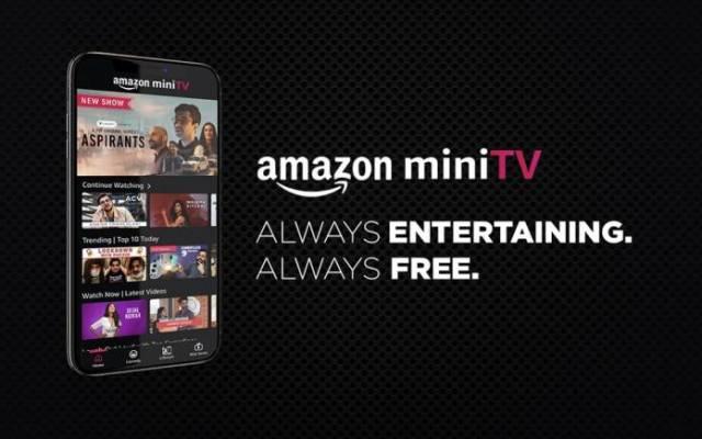 Amazon India Amazon MiniTV