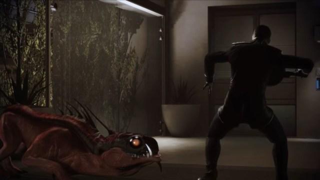 Mass Effect Varren