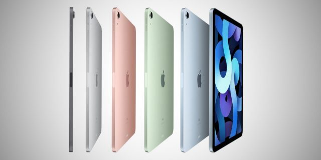 Couleurs de l'iPad Air