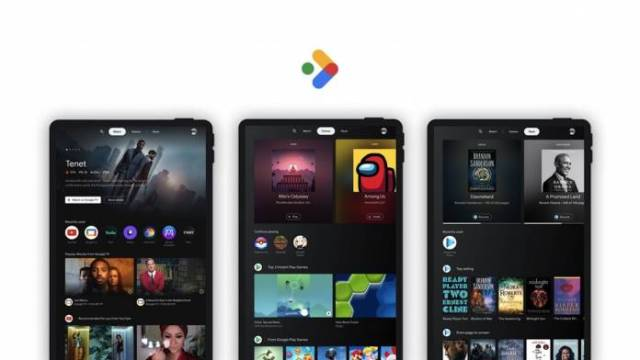Google Entertainment Space for Android Tablets