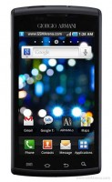 A Giorgio Armani edition Galaxy S