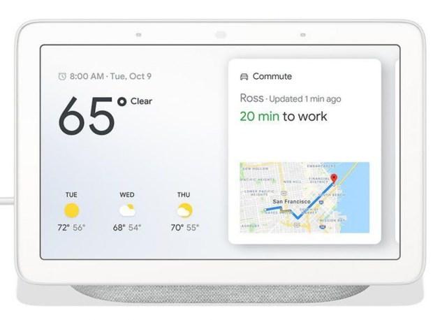 Google is testing its Fuchsia OS on the original Nest Hub