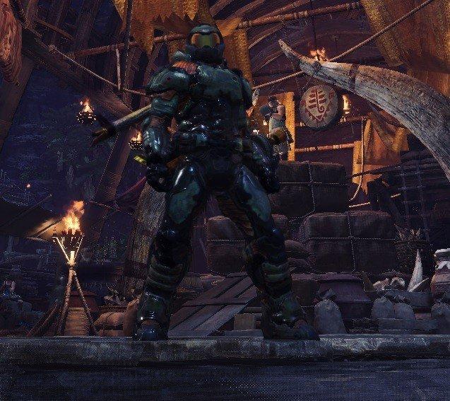 Monster Hunter World Iceborne Mod