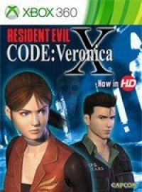 Resident Evil Code Veronica Reco Image