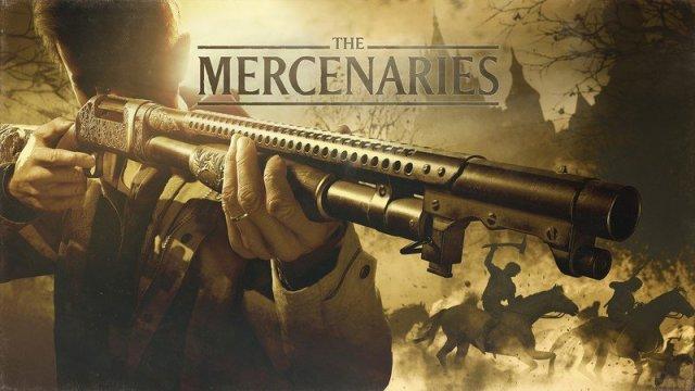 Resident Evil Village The Mercenaries