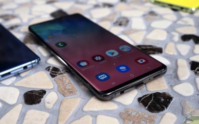 Samsung Galaxy S10 May 2021 Android Security Update