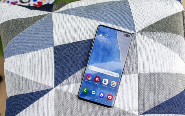 Samsung Galaxy S10 series receives May security patch